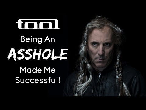 Tool's Maynard: Being An A**hole Is How My Success Started! Mp3