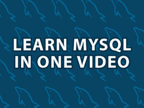 MySQL Tutorial - YouTube