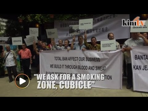 Coffee shop, restaurant owners come together to oppose smoking ban