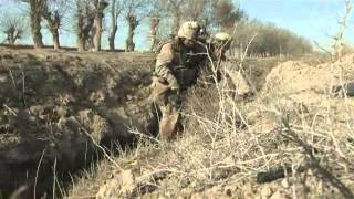 U.S Marines Firefight in Afghanistan!