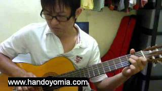 What  Are Words - Chris Medina - Fingerstyle Guitar Solo