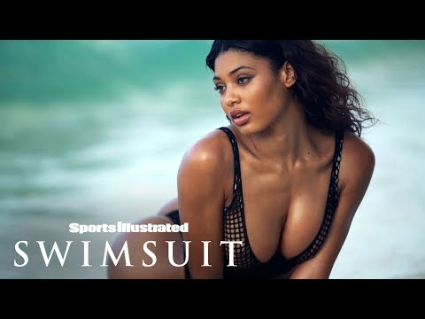 Danielle Herrington Is 'Ready For Anything' In This Sexy Debut   Sports Illustrated Swimsuit