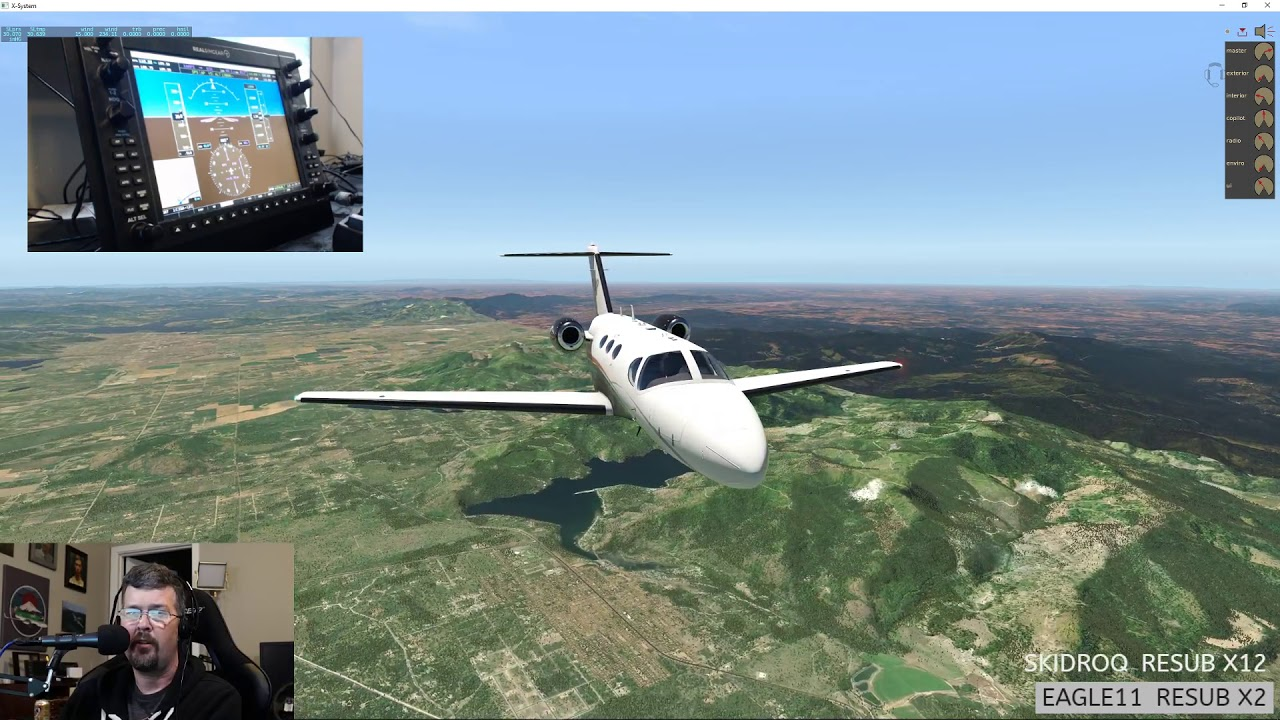 New Citation Mustang by RWDesigns Part 1