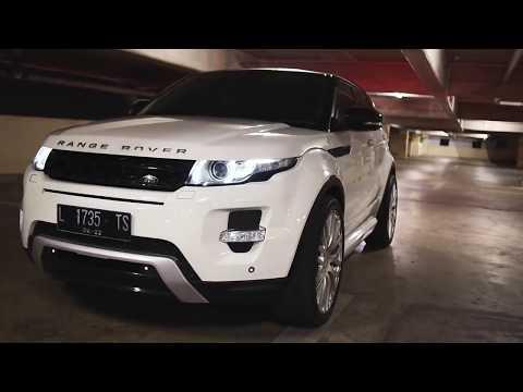 Range Rover Evoque Cinematic (Night Lovell - Teenage Cutie)