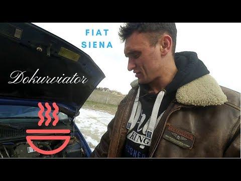 Fiat Siena-Dokurviator Testuje