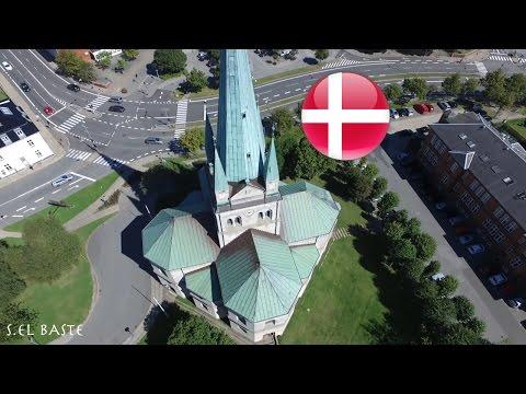 One minute of a Amazing footage over Frederikshavn - Danmark 🇩🇰👌