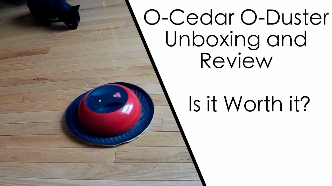 o-cedar o-duster unboxing and review - is it worth the small price
