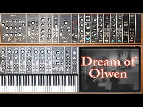 Dream of Olwen - Movie Theme - While I Live - Beautiful Synthesizer version