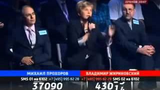 Жириновский порвал всех! Новости Мира  Новости политики