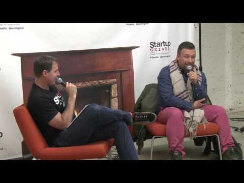 Startup Grind Seattle Hosts NICK SOMAN