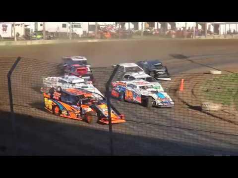 USMTS Heat 3 Upper Iowa Speedway 5/28/17