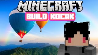 Minecraft Indonesia - Build Kocak (20) - Balon Udara!