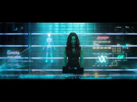 Стражи галактики (русский трейлер) / Guardians of the Galaxy 2014 1080p