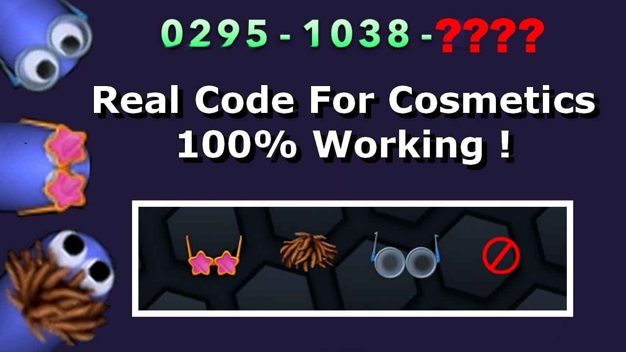slither.io codes mobile