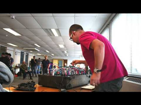 Live Modular Performance at Bristol Synth Meet - Andy Regan - Mute Group(s) Mp3