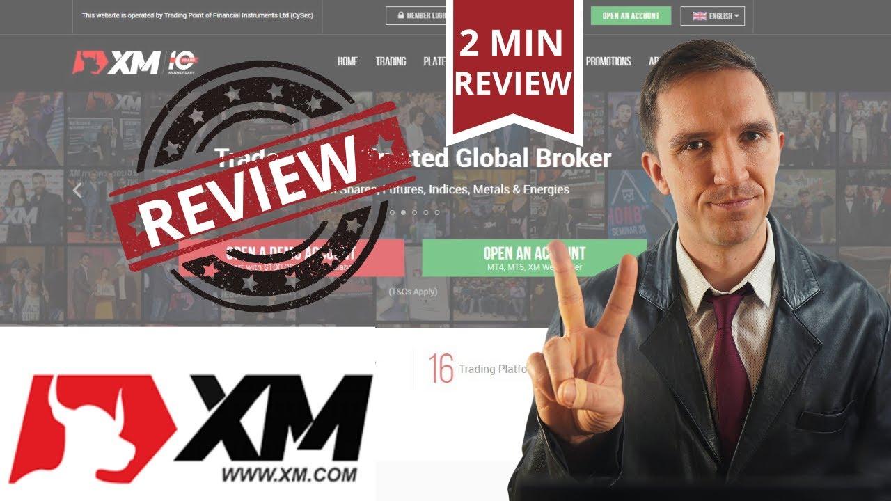 XM Broker Review 2021 2 MIN Honest Review
