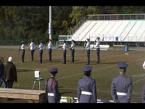 2011-2012 Oak Ridge Military Academy Exhibition with Arms Drill Team