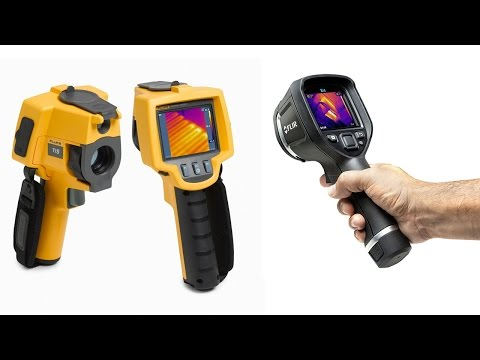 Top 8 Best Thermal Imagers Reviews 2016, Thermal Imaging Camera Reviews