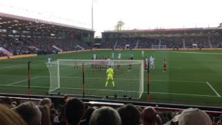 Marcus Alonso freekick Vs Bournemouth