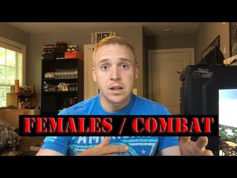 Females In The Army | Combat MOS