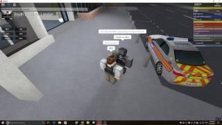 Terroranschlag in London Roblox - Gespräch mit dem stellvertretenden Kommissar Doc_Luka