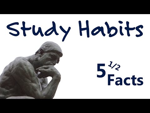 Tacoma Community College 5.5 Facts - Study Habits