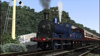 Victorian Lad Caledonian 812 Class on the Penwyth Valley Railway