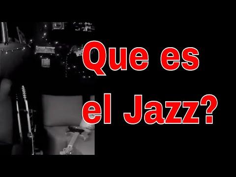 Qué es el Jazz? Introducción básica para músicos