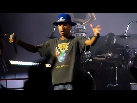 Pharrell Williams - Marilyn Monroe Live @...
