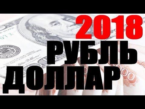 2018 РУБЛЬ ДОЛЛАР ПРОГНОЗ