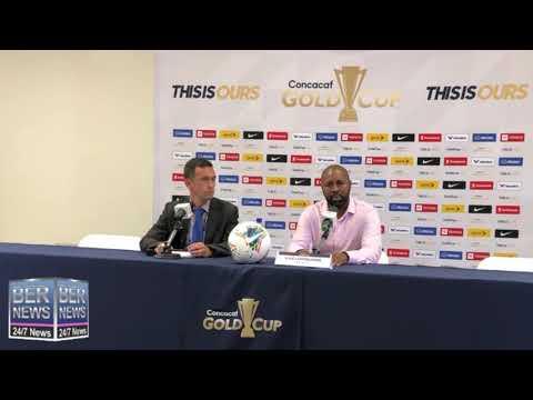 Coach Kyle Lightbourne On Bermuda vs Haiti, June 16 2019