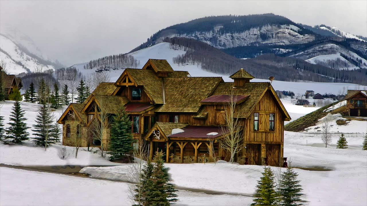 Crested Butte Rustic Mountain Retreat On Lake Grant/Skyland Golf Community