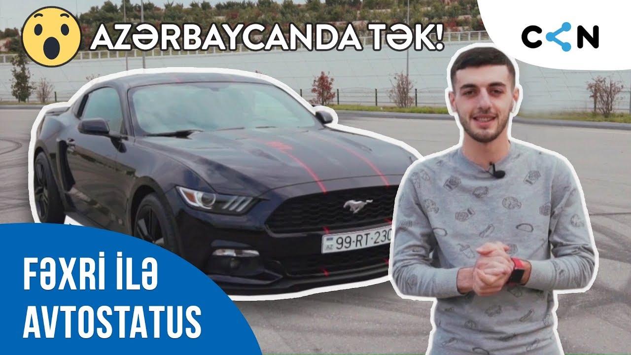 Mustang-ın beləsi | Ford Mustang SVT Performance | AvtoStatus #9