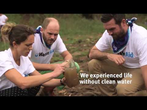 Anglian Water engineer Amber Claughton visits Mozambique with WaterAid