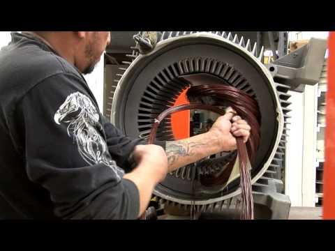 Induction Motors: Overhauling a Motor