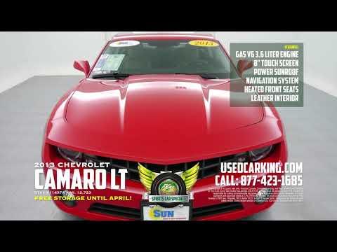 Sports Car Specials At Used Car King!
