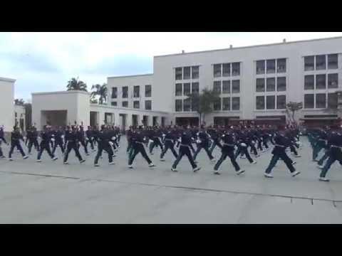 Espadim 2015 - AMAN ( Academia Militar das Agulhas Negras)