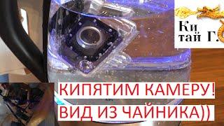 видео Экшен-камера на основе компьютера Raspberry Pi
