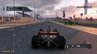 Formula 1 2018 Bahrain Grand Prix Gameplay | 2019 Bahrain Grand Prix: Race Highlights | Round 1