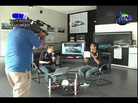TecnoActivo Especial Auto PORSCHE ON-TV Television