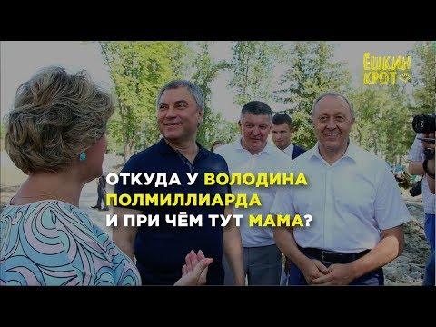 Откуда у Вячеслава