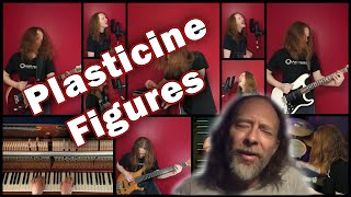 Plasticine Figures - Thom Yorke (Cover by Jam fish)