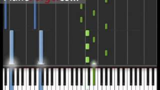 Clarity by Zedd (feat. Foxes) Free Piano Sheet Tutorial by pianoforge.com
