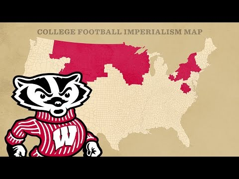 Bucky Badger: This Land Is Mine