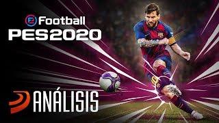 PES 2020 ANÁLISIS en 4K y 60FPS. ¿Cómo le ha sentado a Pro Evolution Soccer la temporada 2019-2020?
