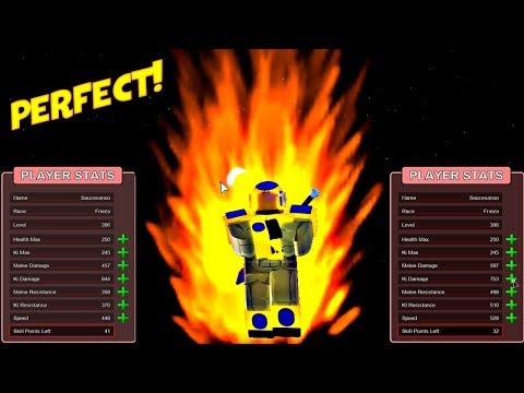 Perfect Golden Form | Dragon Ball Z Final Stand Destroyed Future Update | Roblox