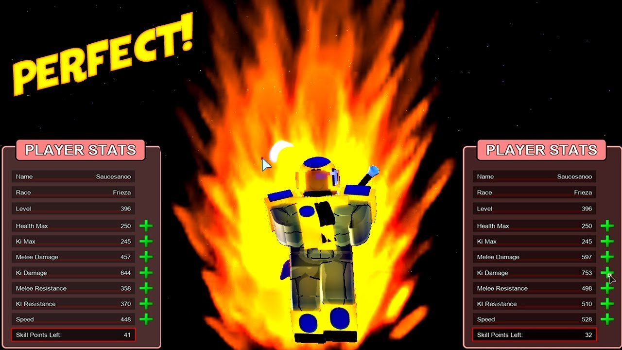 Perfect Golden Form | Dragon Ball Z Final Stand Destroyed Future Update |  Roblox | iBeMaine