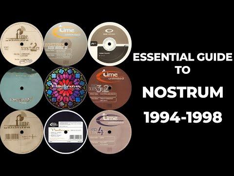 Essential Guide To Nostrum (1994-1998) - Johan N. Lecander