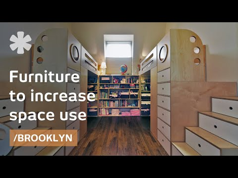 Designing to last: multi-purpose furniture adapts to use/age