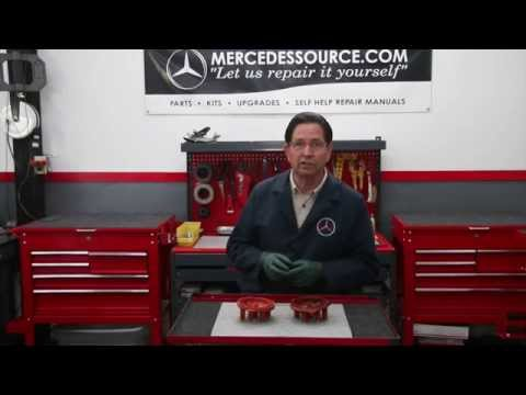 Where Not To Buy Replacement Parts For Your Older Mercedes Benz